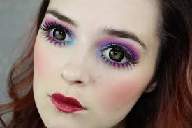 halloween tutorial doll makeup hollysamanthaa hollysamanthaa