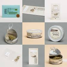 notcot org share their hands cannabis packaging branding design notcot