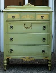 gallery for u003e painted vintage dressers inspiration ideas