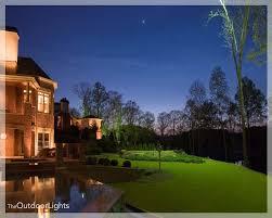 Landscape Lighting Atlanta - moon lights the outdoor lights atlanta u0027s premier outdoor