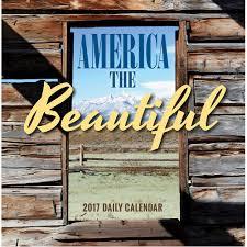 Desk Daily Calendar America The Beautiful Desk Calendar 9781469336084 Calendars Com