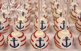 nautical cake nautical anchor cake pops candy s cake pops