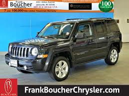 2015 jeep patriot certified pre owned 2015 jeep patriot latitude suv in janesville