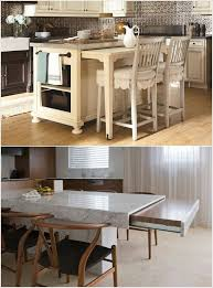 kitchen island pull out table kitchen island with pull out table trendyexaminer kitchen island