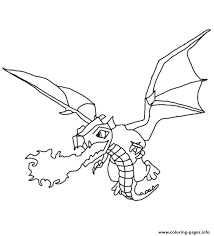 dragon coloring pages info clash royale colouring pages dragon of clans coloring printable