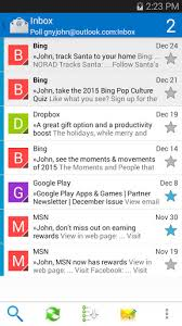 hotmail app for android hotmail app outlook mail for android free