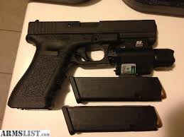 laser light combo for glock 22 armslist for sale glock 22 with 2 mags laser light led ncstar