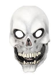 Skeleton Mask Skull U0026 Skeleton Masks Partynutters Uk