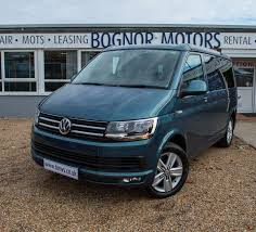 volkswagen california volkswagen california 2 0 tdi bluemotion tech t6 ocean 4dr eu6