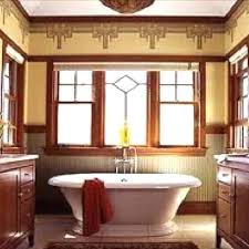 Craftsman Bathroom Lighting Craftsman Bathroom Craftsman Bath Bathroom With Classic Design