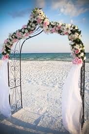 wedding arches decorated with flowers wedding arch ideas wedding tips