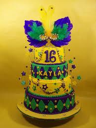 mardi gra cake mardi gras sweet 16 cake this gi normous cake fed 150 hap flickr