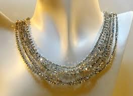 swarovski crystals necklace design images Designs by gena crystal jewelry JPG