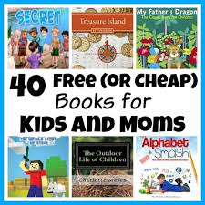 40 free or cheap books for and