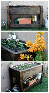 Raised Patio Planter by Ana White Raised Planter Box Diy Projects Balcony For Baby