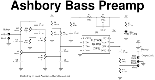 schematic ashbory bass