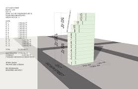 750 Sq Ft by Jeffrey Simon Architect Code Zoning And Massing Studies