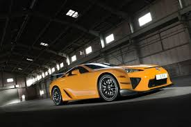 custom lexus lfa 2012 lexus lfa nurburgring lap time of 7 14 video