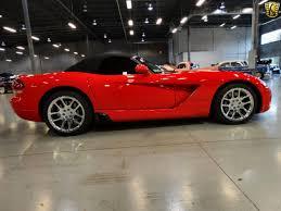 2003 dodge viper srt 10 gateway classic cars 113