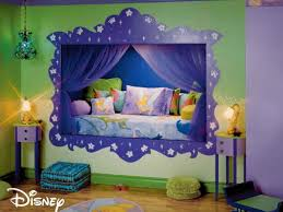 Decorating Ideas For Girls Bedroom Decoration Tinkerbell Girls Room Decorating Ideas Kids Room