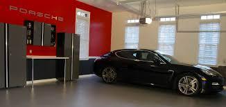 red floor paint garage overhaul garage floor coating