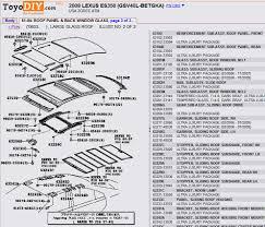 lexus rx300 driver side sun visor water leaks clublexus lexus forum discussion