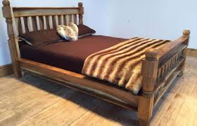 Solid Wood Bed Frames Uk Wonderful Solid Wood Beds Uk Cheap For Sale Throughout Bed