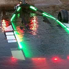 submersible led boat trailer lights a shop submersible led boat trailer lights pair tail brake stop