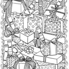 21 christmas printable coloring pages christmas coloring