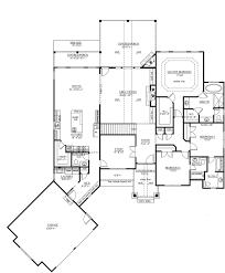 craftsman style house plan 3 beds 2 5 baths 2651 sq ft plan 437
