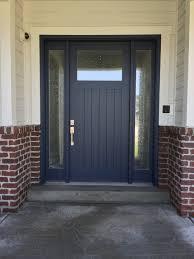 blue aluminium entry doors all about exterior made of aluminum