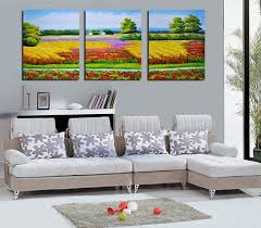 how to hang canvas art without frame the flowerbeds modern canvas art wall decor floral canvas prints