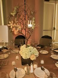 Manzanita Centerpieces Exquisite Blooms Manzanita Centerpieces