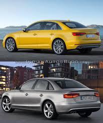 audi a6 2013 vs 2014 audi a4 b9 cars 2017 oto shopiowa us