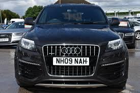 Audi Q7 Sport - used audi q7 s line sport edition for sale rac cars