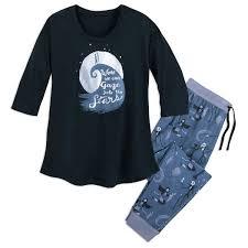 Nightmare Before Christmas Desk Set Tim Burton U0027s The Nightmare Before Christmas Pajama Set For Women