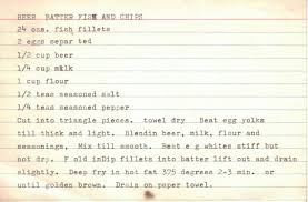 light batter for fish beer batter fish and chips recipe typed card recipecurio com