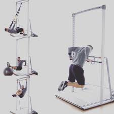 Ultimate Body Press Wall Mounted Pull Up Bar Pull Up Bar Dip Station High Quality Total Body Home Gym