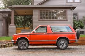 1984 chevrolet s10 blazer red classic cars pinterest s10