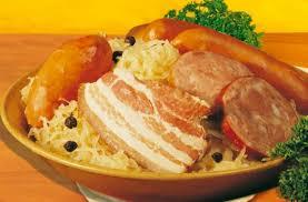 cuisine d alsace choucroute d alsace garnie léon fargues