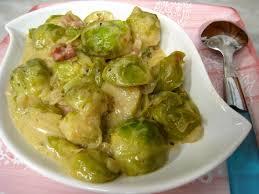 cuisiner choux de bruxelles frais choux de bruxelles à la moutarde basilic et mirabelle panier de
