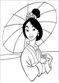 coloring princess mulan princess mulan coloring pages mulan