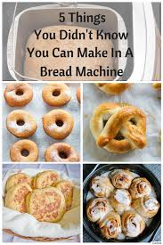 Pizza Dough In A Bread Machine Bread Machine Recipes That Will Change The Way You Use Your Bread