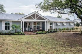 Best 20 Ranch House Additions Ideas On Pinterest House by Fixer Upper A Coastal Makeover For A 1971 Ranch House Hgtv U0027s