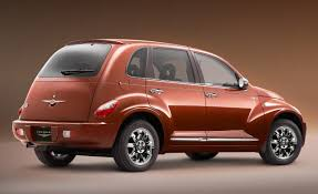 2008 chrysler pt cruiser information and photos zombiedrive