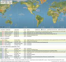 map us navy u s naval update map june 6 2013