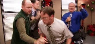 the office nate the office gabe lewis nate nickerson dwight schrute creed