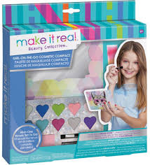 make it real on the go cosmetic compact