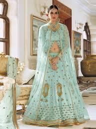 light bridesmaid dresses light blue aqua wedding dresses lehenga choli