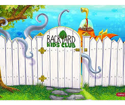 Backyard Clip Art Backyard Kids Club Lifeway Vbs